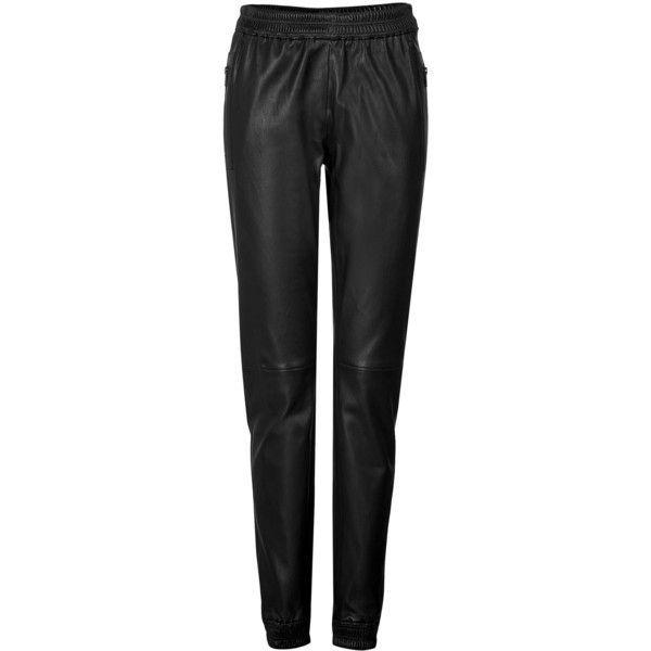Excellent Womens Leather Pants Baggy Leather Jogging Pants  Buy Leather Jogging