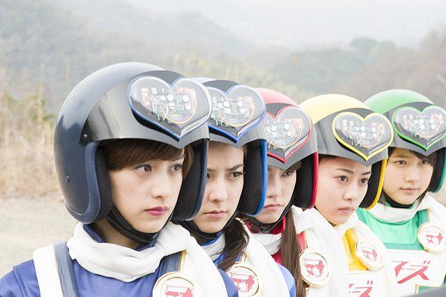 桐谷美玲の「女子ーズ」の画像
