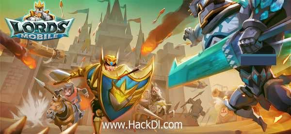 Lords Mobile Hack 1 83 (Mod,Unlimited Gems) Apk+ Data | h | Android