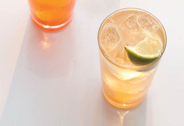 Spicy Ginger Soda +38 things to drink instead of alcohol. These look so fun!