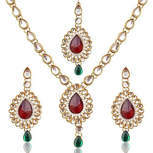Dazzling Indian Bollywood Kundan Wedding & Party Women Ne... https://www.amazon.ca/dp/B06XRM65YY/ref=cm_sw_r_pi_dp_x_F4H1ybYB9CE7E