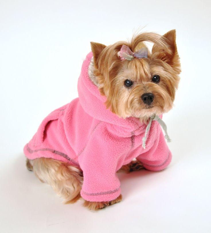 Best Friends World - Hip Doggie Crest Fleece Pink Hoodie, €25.00 (http://www.bestfriendsworld.ie/hip-doggie-crest-fleece-pink-hoodie/)