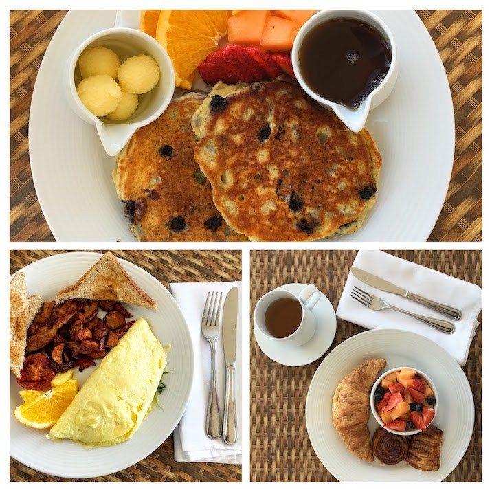 Breakfast at Viamede Resort Kawarthas
