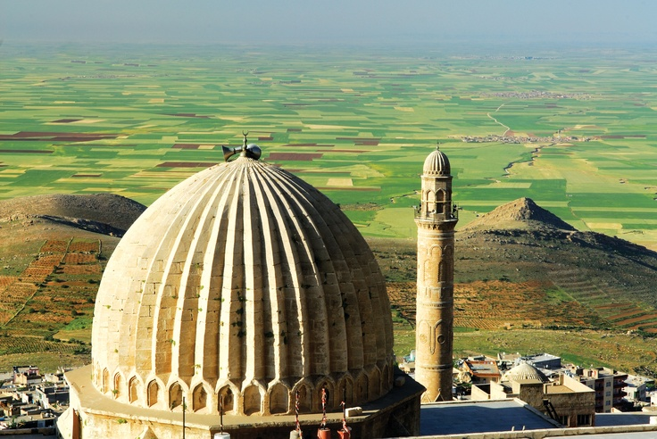 Mardin, The name of the city is derived from the Syriac-Aramaic word meaning fortress. Most Syriac Orthodox churches and monasteries in the city were built on ancient pre christian temple sites and some are still active today.