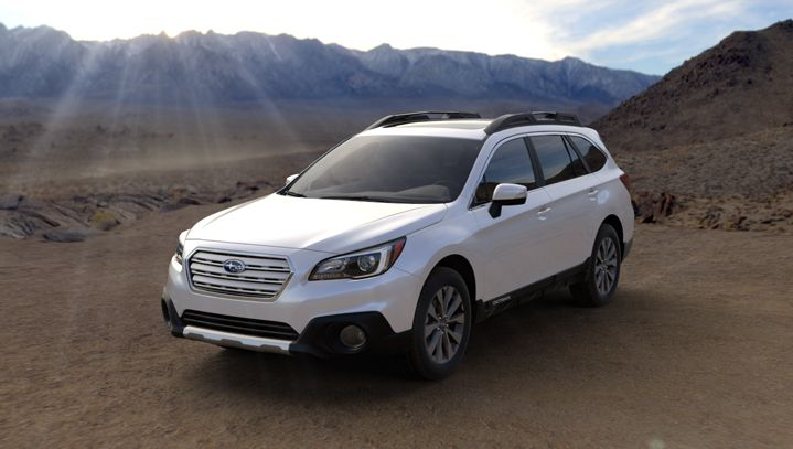 Subaru Outback | The All-New 2015 Outback | Official Site Glad they restyled the headlights on the 2015's.