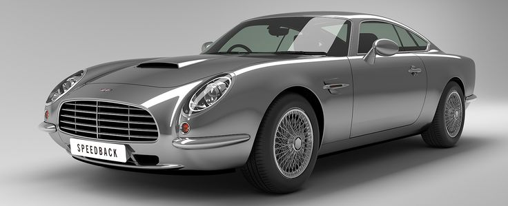David Brown's Speedback GT, the culmination of a lifelong dream and the realisation that, in order to achieve classic status, one must draw from the past and then embrace the future.