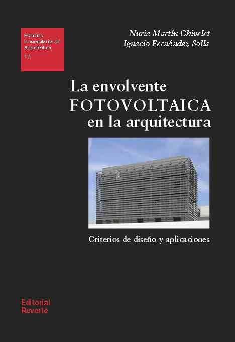 La envolvente fotovoltaica en la arquitectura criterios de - Paginas de arquitectura y diseno ...
