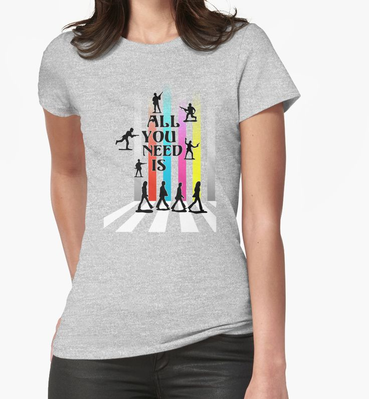 All You Need Is @redbubble ...#thebeatles  #tshirts2017 #redbubble #abbeyroad #music #60s #sixties #beatlemania #johnlennon #ringostarr #paulmccartney #georgeharrison #heyjude #allyouneedislove #cometogether #yellowsubmarine #allmyloving #hellogoodbye #letitbe #toysoldiers #war #popart #colorful #zebracrossing #typography