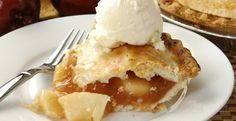 Tarte...Pommes et caramel, miam - Desserts - Ma Fourchette