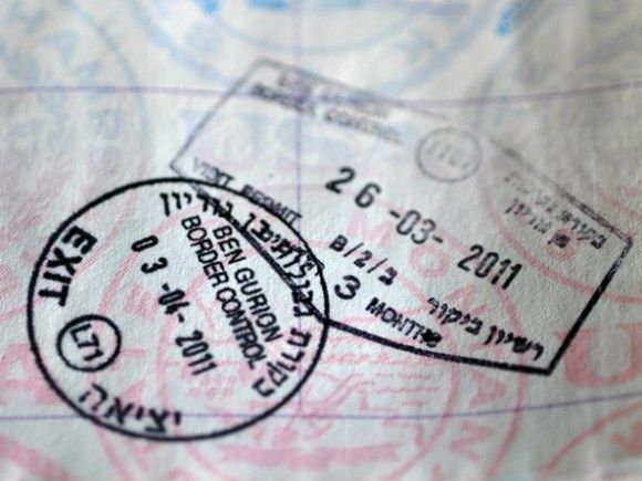 Israeli passport stamps—    The Myth of the Israeli Passport Stamp Problem