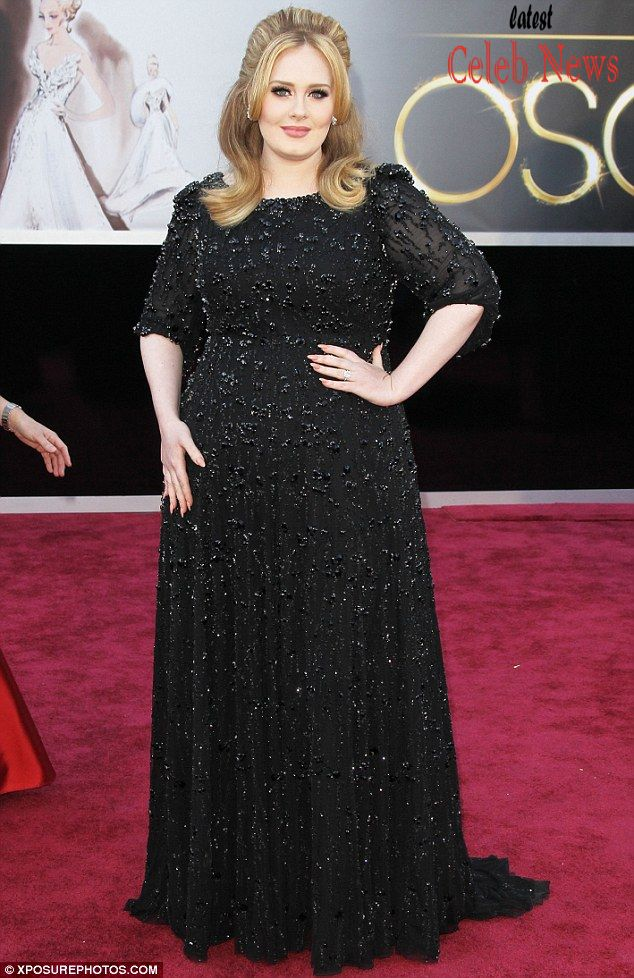 Celeb Latest News.Com: adele body shape