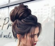 Glam Hairstyle