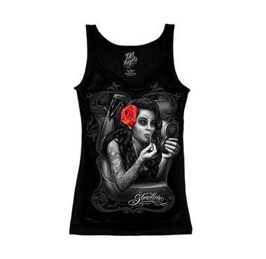 LADY SHOWTIME WOMEN'S TANK $A35.95 Sizes: S - 3XL http://www.barrioessencez.com.au/lady-showtime-tank/