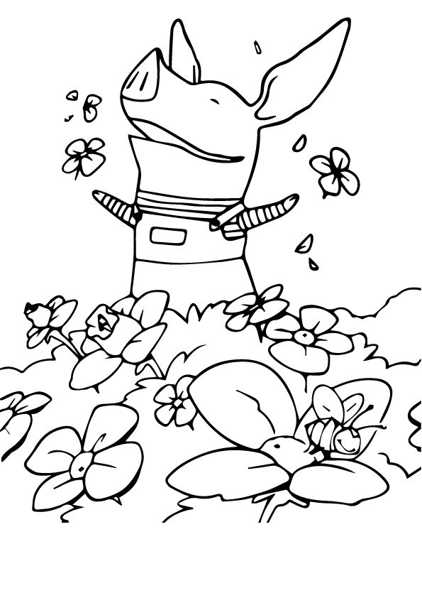 Coloring Page Coloring Pages Cool Coloring Pages Garden