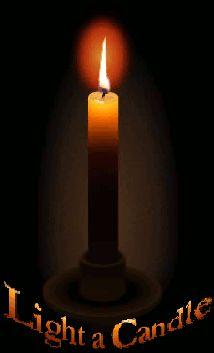 Acenda sua vela