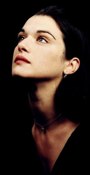 Rachel Weisz - Seriously, the glow that burns within her could light the stars