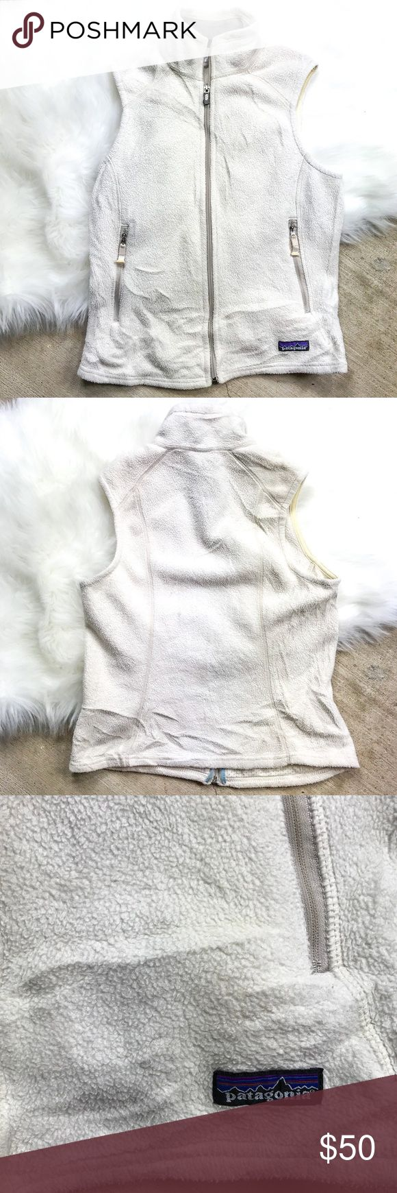 •Patagonia• Fleece Vest Gently used, no stains or tears. Zipper works. Patagonia Jackets & Coats Vests