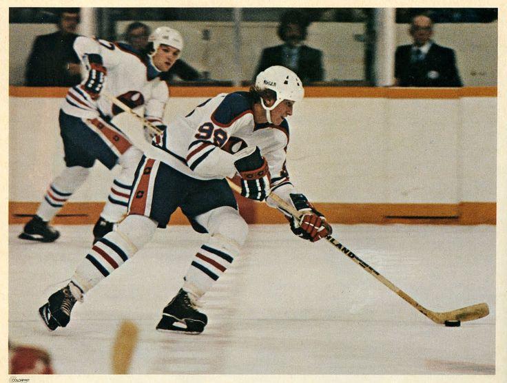 Wayne Gretzky, Edmonton Oilers WHA (1978-79)