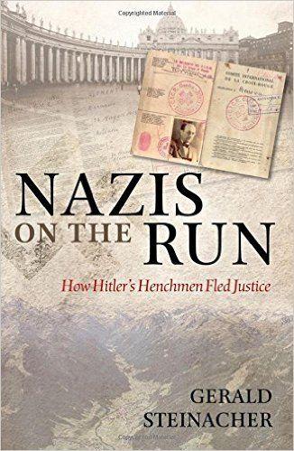 Steinacher, Gerald Nazis on the run : how Hitler's henchmen fled justice / Gerald Steinacher Oxford : Oxford University Press , 2012 http://cataleg.ub.edu/record=b2198481~S1*cat