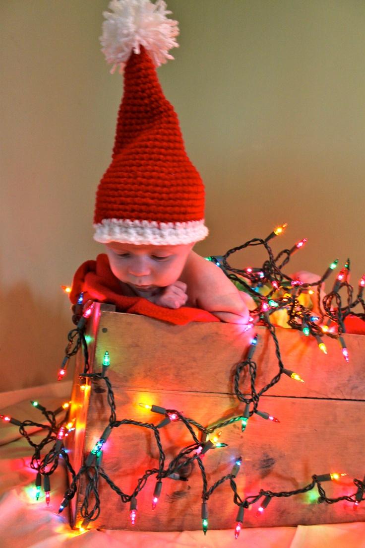 Cute Christmas picture idea for Jordan