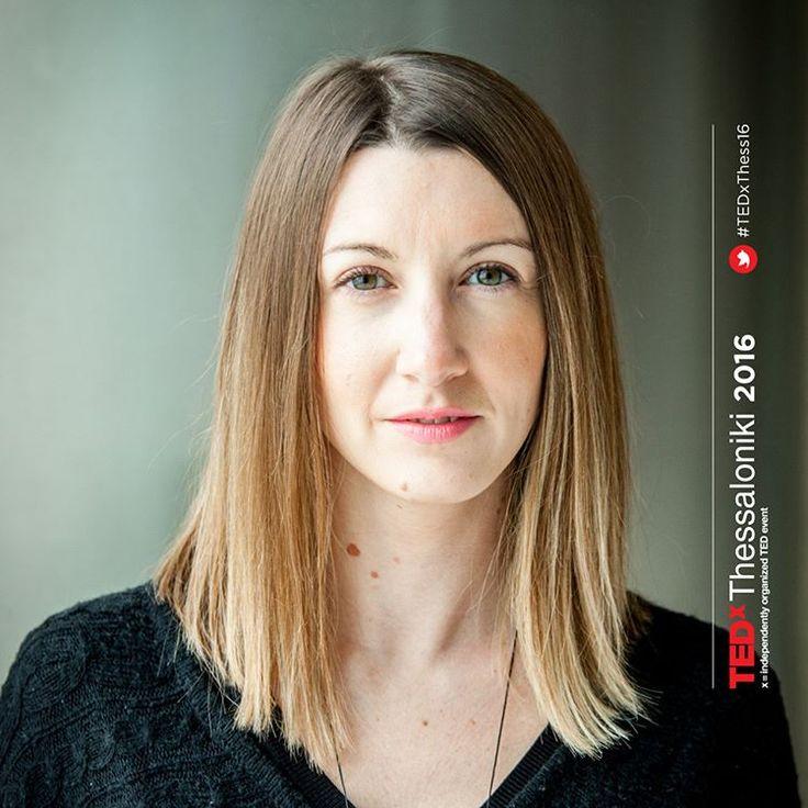 """""""Η Μαρία (@maria_giokarini) συμμετέχει στην οργανωτική ομάδα του TEDx Thessaloniki ήδη από το 2011. Στο τέλος εκείνης της διοργάνωσης, όπως λέει, ήταν σα…"""""""
