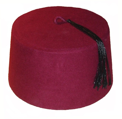 Authentic Turkish Red Fez Hat - Large - Tommy Cooper - Doctor Who - Brand New | eBay