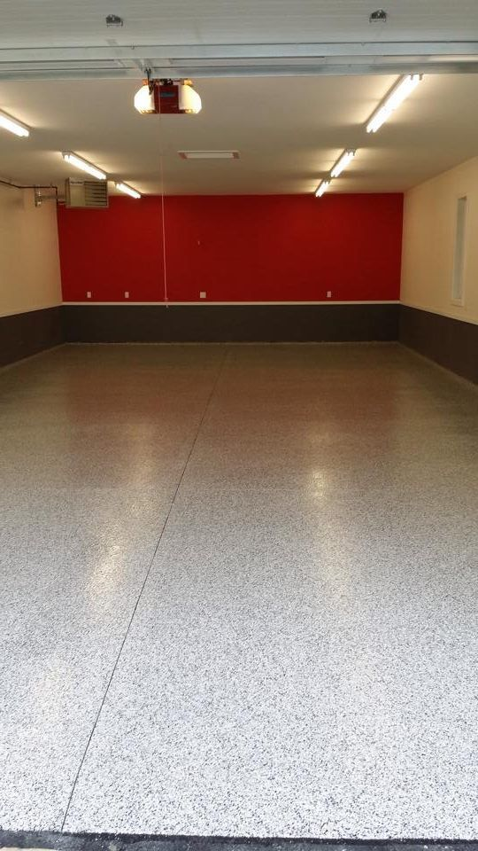 Premier Garage Cabinets #30: Premier One Garage Floor Coating!