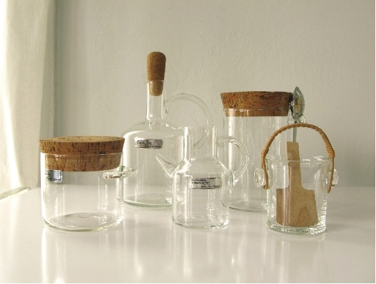 Kitchen Chemistry Set By Pilgrim Gl