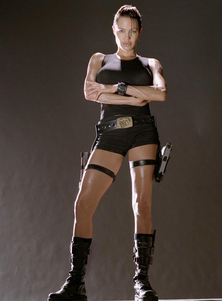 laura+croft+costume | Tomb Raider Costume Resource: Lara Croft - Tomb Raider Movie - Black ...