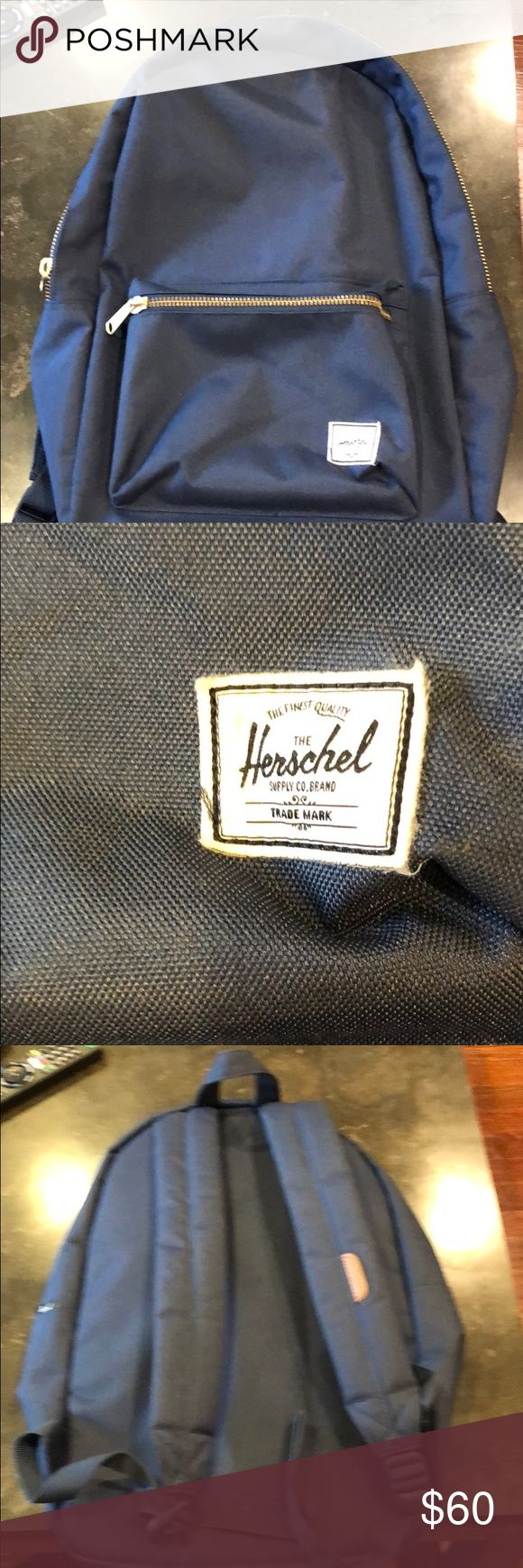 Herschel Backpack Like new Herschel backpack. Carried three times. In perfect condition inside and out. Herschel Supply Company Bags Backpacks