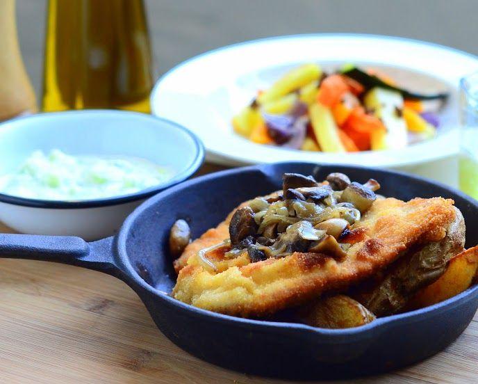 Kotlet schabowy / Pork chop / Concordia Taste
