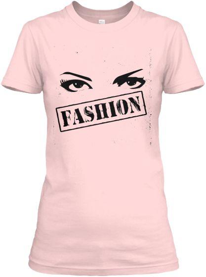 Eyes on fashion! - Limited Edition Woman