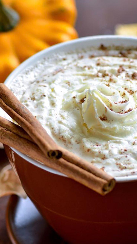 Esta rica bebida caliente, se va a convertir en tu favorita de la temporada Mashed Potatoes, Food And Drink, Coffee, Drinks, Ethnic Recipes, Spice, Tasty Food Recipes, Cooking, Fitness Exercises