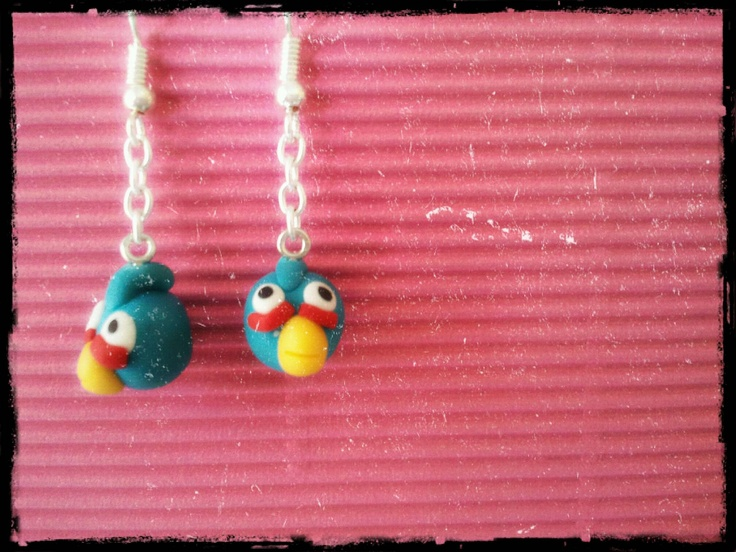 Blue birds by Manitas ... Uploaded with Pinterest Android app. Get it here: http://bit.ly/w38r4m