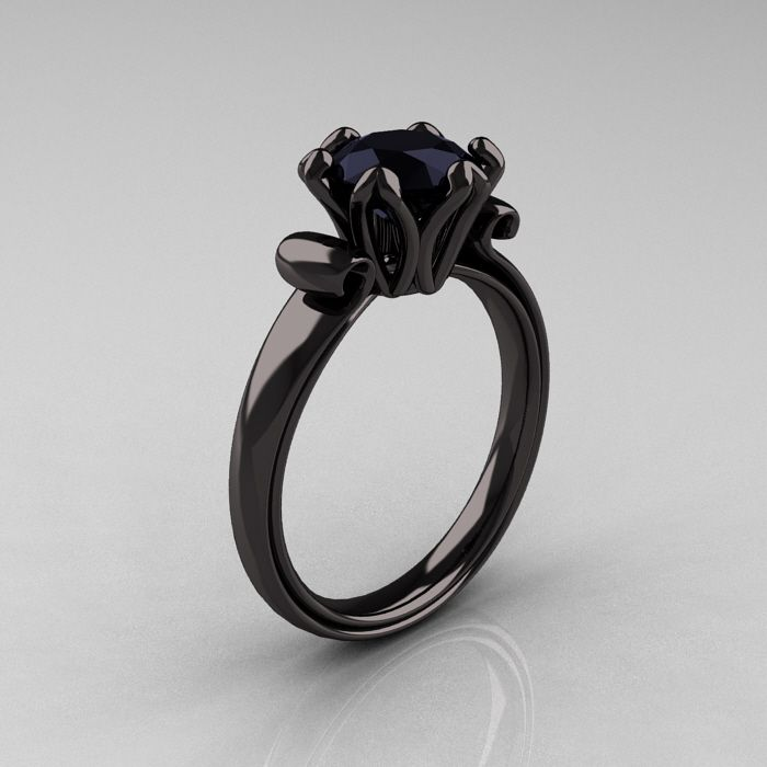 Best 25+ Black gold rings ideas on Pinterest | Black gold ...