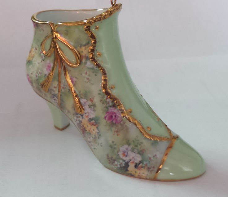 Lena Liu S Fancy Shoe Ornament Collection