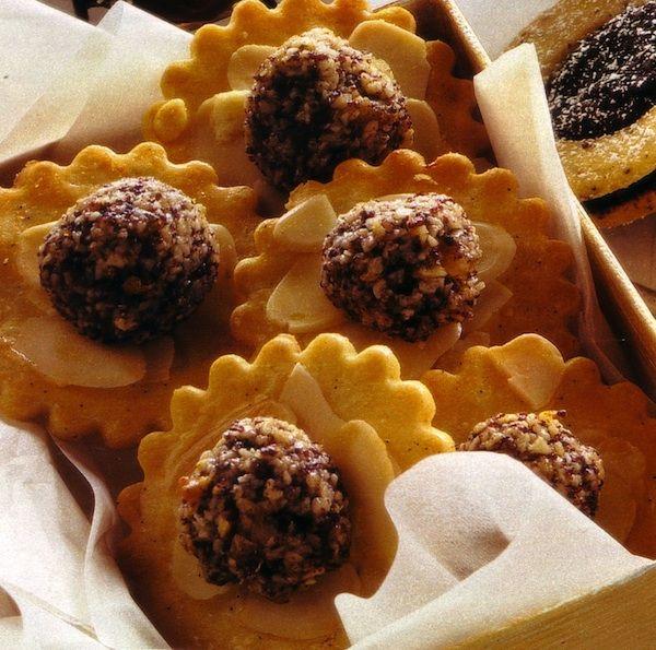 orange-poppy cookies - german christmas cookies | German ...