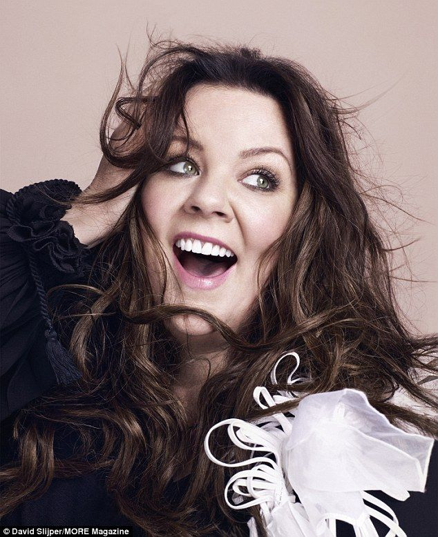 'People don't stop at size 12': Melissa McCarthy has opened up in a new interview about the struggle she, and many other plus size women face