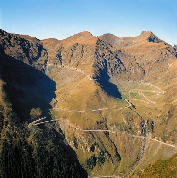 Muntii Fagaras. #Romania Citeste articole interesante pe www.ghiduri-turistice.info