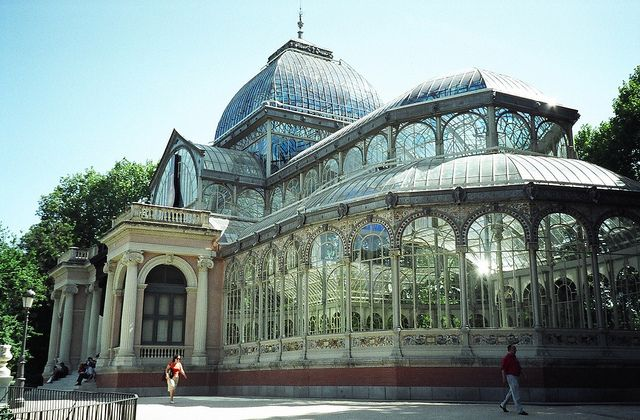 crystal palace madrid spain - Google Search