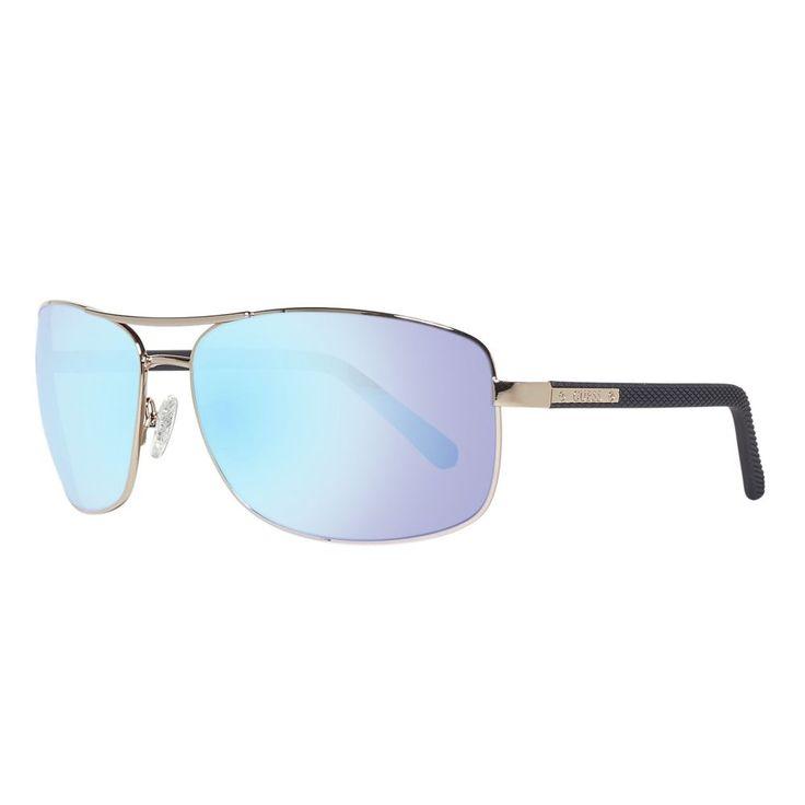 lunette de soleil homme guess miroir GU6835 sunglasses