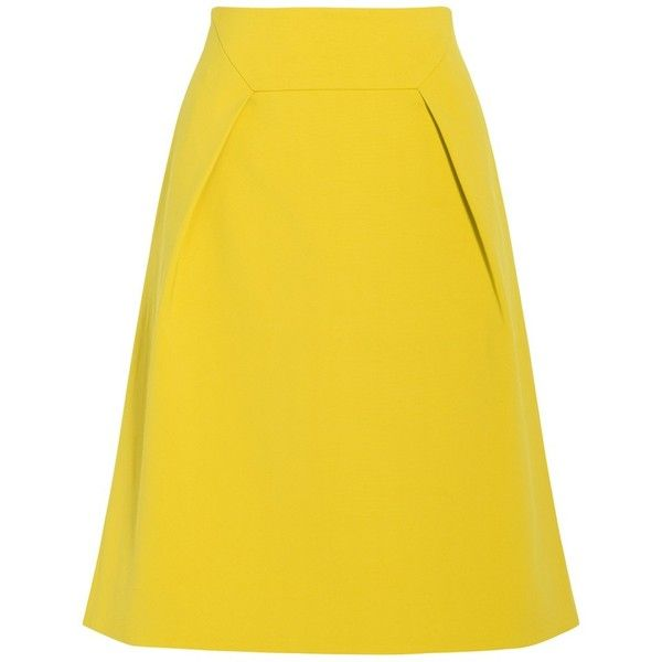 Best 25+ Yellow skirts ideas on Pinterest