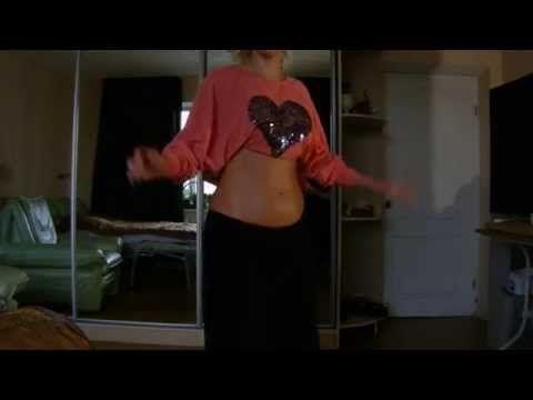 """Техника Наули для занимающихся """"танцем живота"""".Как убрать обвисший живот и сделать рельеф - YouTube"""