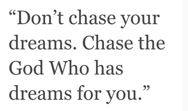 Chase the God