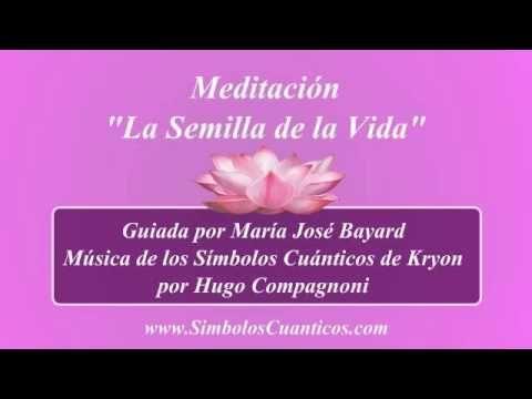 Meditacion La Semilla de la Vida, para activar la energía femenina