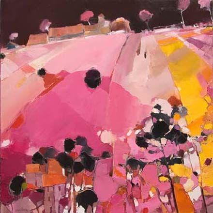 Didier CAUDRON, painter - Works, 17