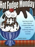 GREAT book for parts of speech - funny and engaging