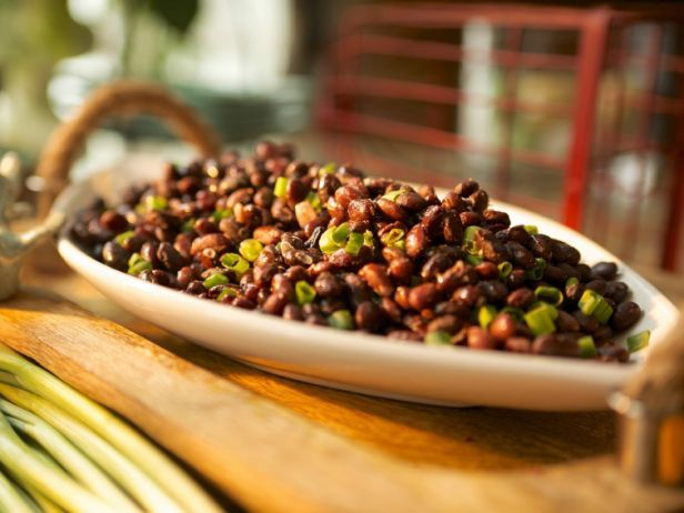 Coconut Lime Black Beans from Southern at HeartFood Network, Side Dishes, Beans Recipe, Coconut Lime Black Beans, Coconut Limes Black Beans, Damaris Phillips Recipes, Yummy, Beans Lentils, Mr. Beans
