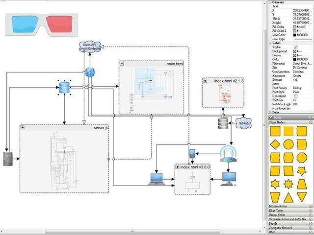I M Back With New System Craftweeks Coding Webapp Webdiagram Opensource Visualization Systemengineering Codingisfun Javascript Programming Pr Web App