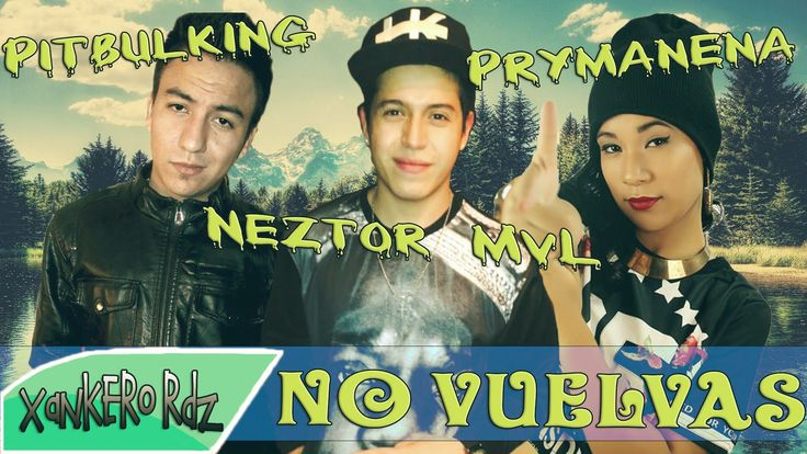 Pitbulking Ft. Neztor MvL & Prymanena - No vuelvas [Remix No Oficial] [V...